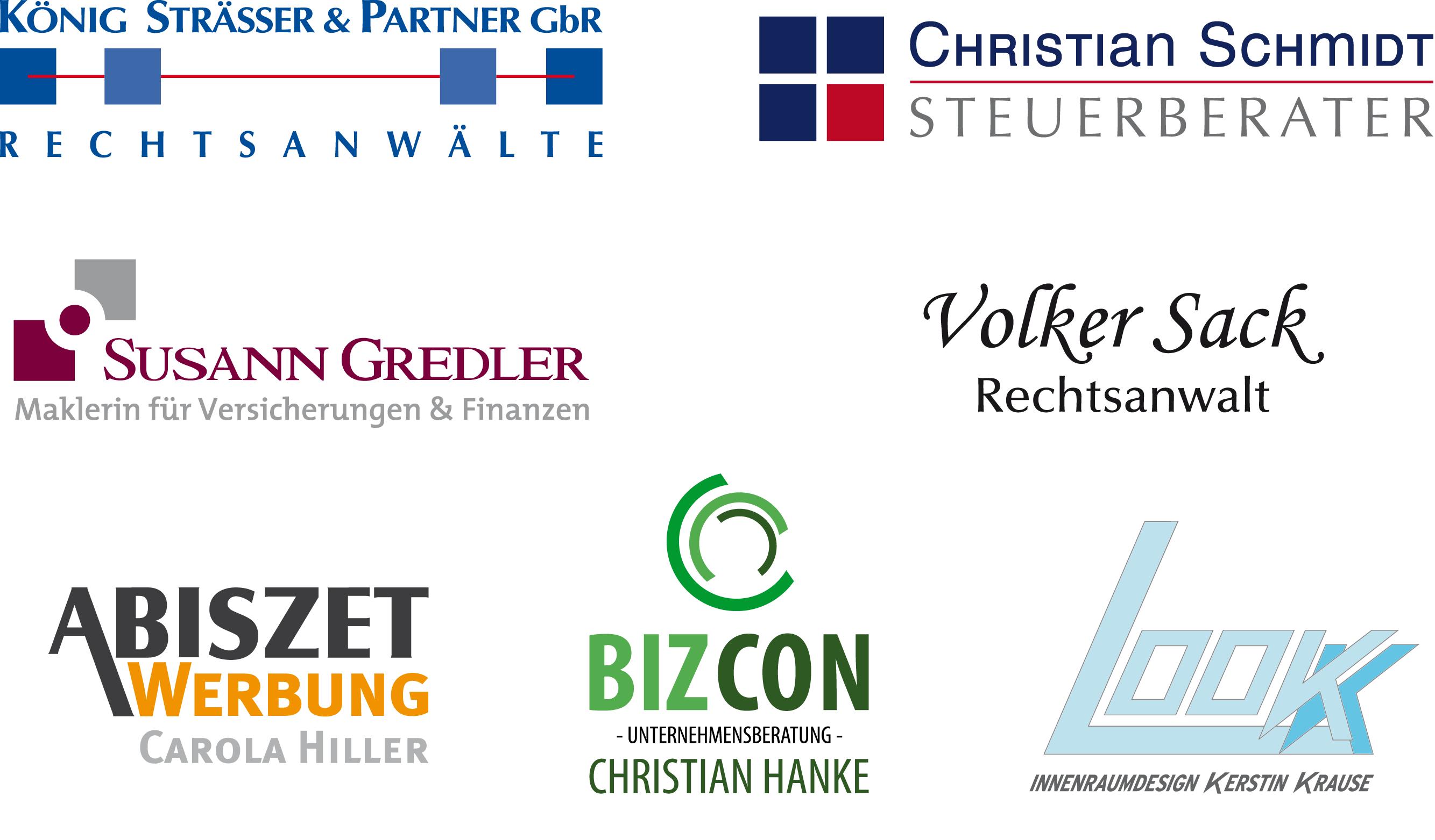 Alle Partner im Beraterhaus Wittenberg